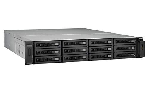 QNAP VS-12148U-RP Pro Network video Recorder with 48-channel, 12-bay, Redundant Power, VGA Local Display by QNAP (Image #4)