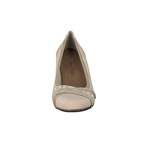 Chaussures 757 2 Rivets Femmes Couleurs Jane selon en Klain Rose 223 Escarpins avec qHanTXx