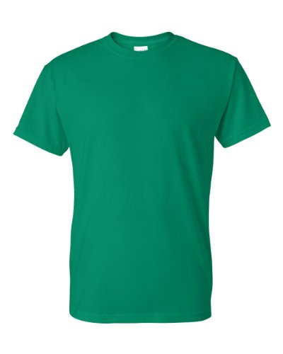 Green Adult T-shirt Tee - 4