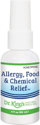 Dr. King's Natural Medicine Allergy, Food and Chemical Relief, 2 Fluid Ounce