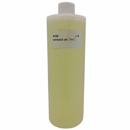2 oz - Bargz Perfume - Versace Body Oil For Men Scented - Model Versace Male