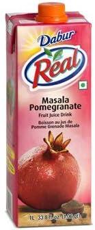 マサラ ザクロ ドリンク 1L Dabur Masala Pomegranate Juice ジュース SARTAJ サルタージ