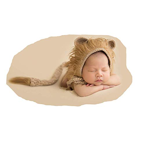 Handmade Lion Costume - Newborn Boy Girl Handmade Baby Photography