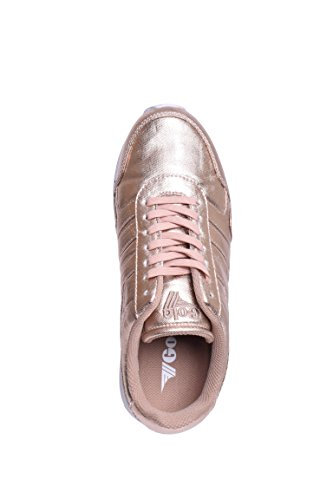 Gola Women's Classics Metallic Gold Rose Relay Trainer ZZzqrPwg