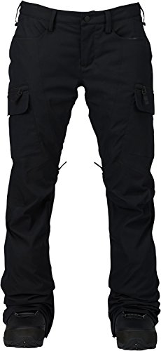 Burton 2017 Gloria (True Black) Women's Snowboard Pants