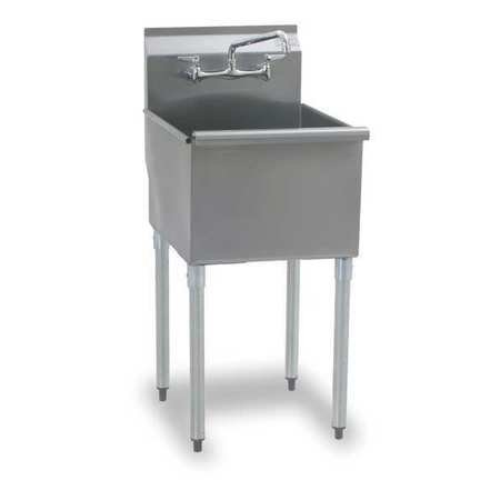 Utility Sink, Stainless Steel, Stainless by Eagle Group