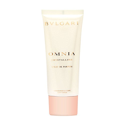 Bvlgari Omnia Crystalline L'eau De Parfum Women's Body Lotion, 3.4 - Bvlgari Online Shop