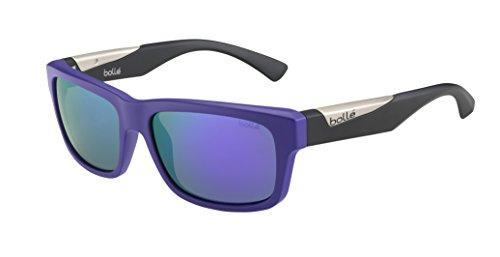gafas de matte violet morado sol Bollé Jude fqFwx11Z
