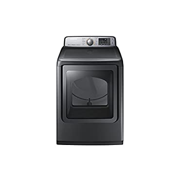 Samsung DVE50M7450P Platinum Electric Steam Dryer