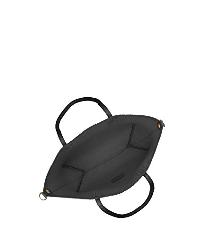 POMIKAKI SHOPPER MERYL BLACK