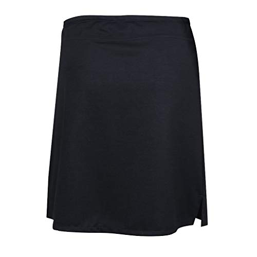 Women's Athletic Stretch Skort Skirt with Shorts for Running Tennis Golf Workout