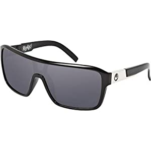 Dragon Alliance The Jam Remix Sunglasses (Grey, Black)