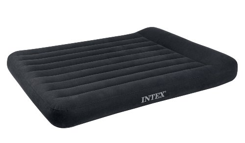 Intex Pillow Rest Classic Full Airbed Kit, Outdoor Stuffs