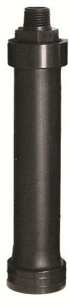 EasyPro Rubber Membrane Air Diffusers RAD650W (6-inches, Weighted, 1/2'' MPT Fitting)