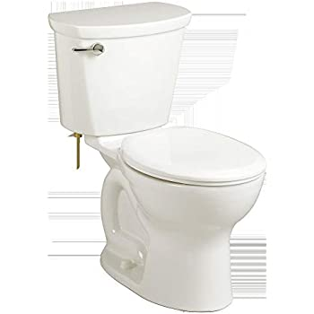 Cadet PRO Right Height Round Front 1.28 gpf 2-Piece Toilet