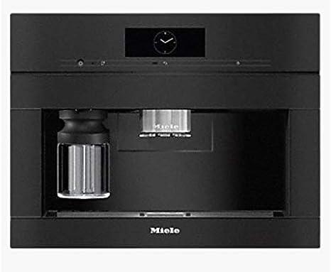 Miele CVA 7845 OBSW - Cafetera (60 cm), color negro: Amazon.es: Hogar