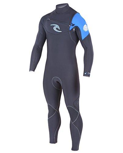 3 2 wetsuit chest zip - 5