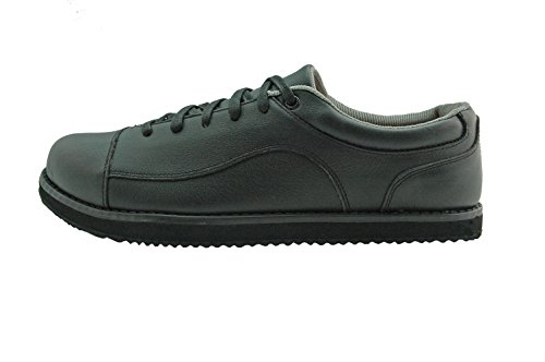 Casquette Anthony Alan Homme Toe Oxfords Noir