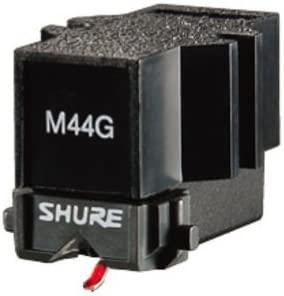 SHURE M44G Cabezal magnético para Tocadiscos con Capacitivo ...