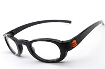 4a8fd05164 Amazon.com  FocusSpecs Near-Sighted Adjustable Focus Glasses (Black ...
