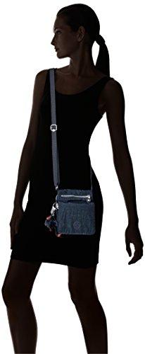 Bolso pequeño Kipling Eldorado, azul verdadero, talla única