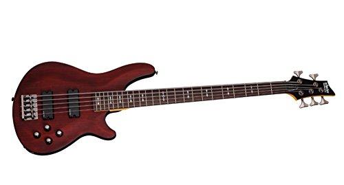 String Bass Guitar Walnut Satin - 2