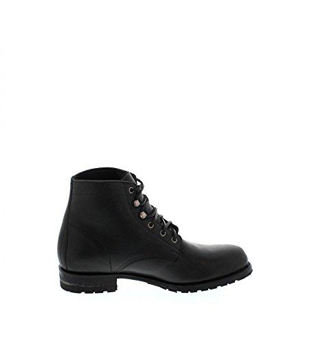 Evo Uomo Sendra Stivali Negro Chukka Boots10604 Tpv7xwIqwB