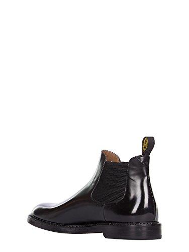 DOUCAL'S , Chaussures de ville à lacets pour homme noir noir