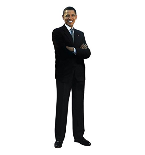 President Barack Obama - Advanced Graphics Life Size Cardboard Standup