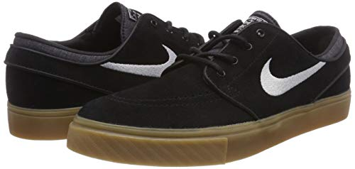 gum Bambino Janoski Light Skateboard white black 021 Stefan Da Nero Nike Scarpe Brown Zoom w1YZpqxqv