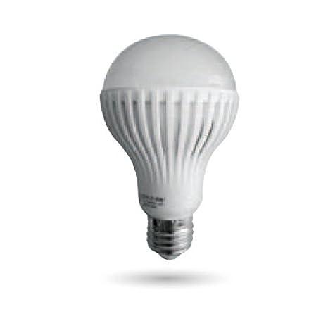 Ossun-Bombilla Esferica Led Profesional 6W(60W) E27 6400K: Amazon.es: Iluminación