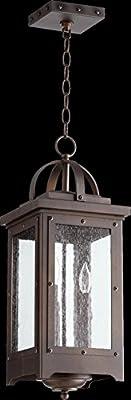 Quorum 758-3-86 Three Light Outdoor Lantern