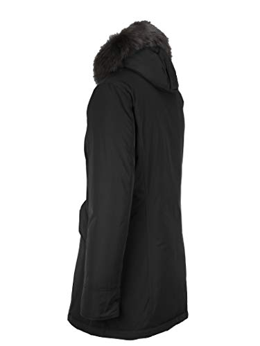 Woolrich Giacca Nero Outerwear Donna Wwcps2635cf40100 Poliestere UqvYrqdHw