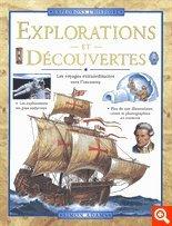 Explorations et découvertes Album – 7 novembre 2001 Simon Adams Gamma 2713019125 Documentaires jeunesse