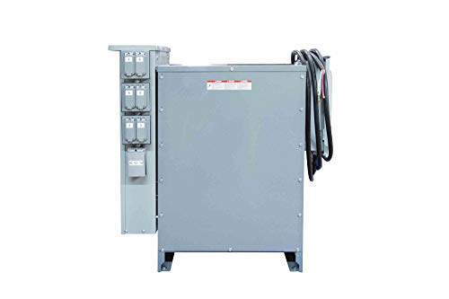 225 KVA Stationary Power Distribution Panel - 480V to 208Y/120V 3PH - 800A Breaker Disconnect (Stationary Power Distribution Unit)