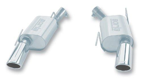Borla 11752 Rear Section System ()