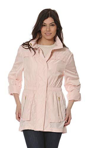 Ciao Milano Women's Tafani Anorak Jacket M Pink Blush