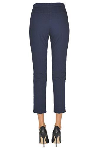 Algodon Mujer Aspesi Azul Pantalón Ezgl050020 xpnqtBXz
