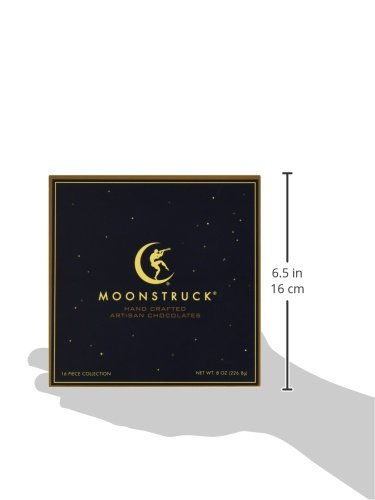 Amazon.com : Moonstruck Chocolate 16-Piece Chocolate Truffle Collection : Moonstruck Chocolates Critters : Grocery & Gourmet Food