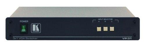 Kramer VP-31 3x1 Computer Graphics Video Switcher ()