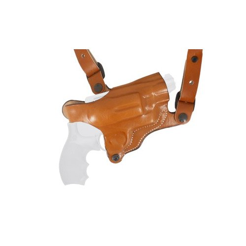 DeSantis New York Undercover Holster for S&W Governor Gun, Right Hand, Tan