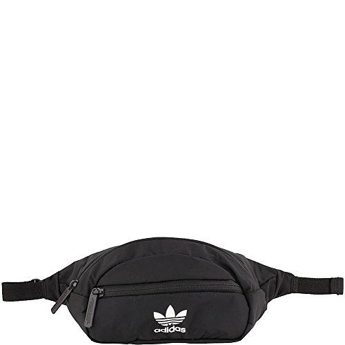 adidas Originals National Waist Pack, Black/White, One Size