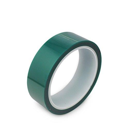 30mm x33m(100ft) Green PET Tape High Temperature Heat Resistant BGA Soldering Repair