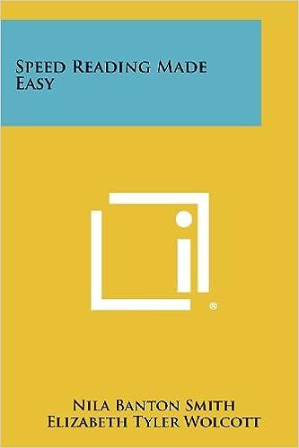 Amazon.com: Speed Reading Made Easy (9781258431433): Nila Banton ...