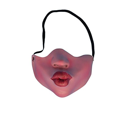 1 Piece Halloween Fun Horrible Scary Mask Party Halloween Fool's Day Clown Latex Mask - Style3