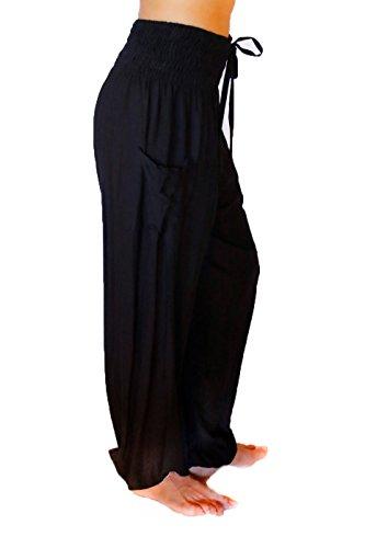Pocket Maternity Crop Pants - 1
