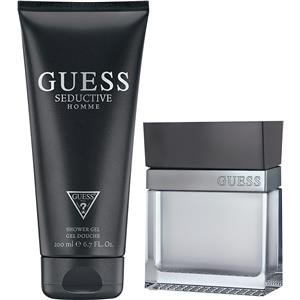 GUESS SEDUCTIVE Homme 1.0 oz. EDT Spray Men's Cologne + 6.7 oz. gel Set