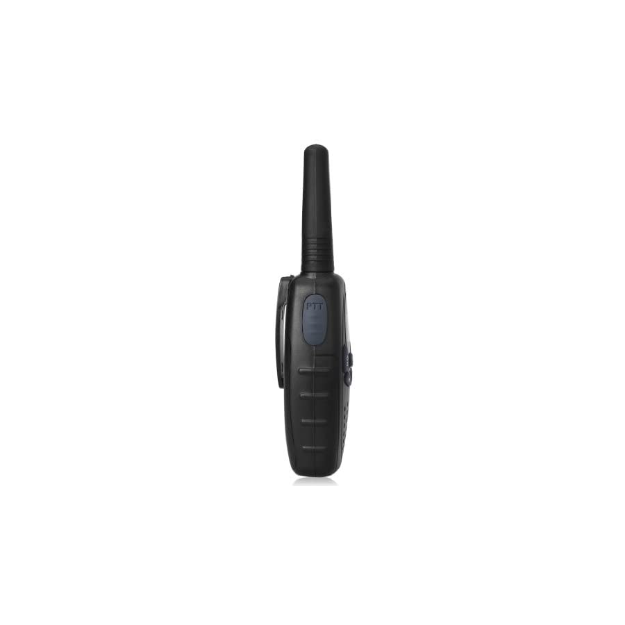 FLOUREON 4 Packs Walkie Talkies Two Way Radios 22 Channel 3000M (Max 5000M Open Field) Long Range Handheld Talkies Talky