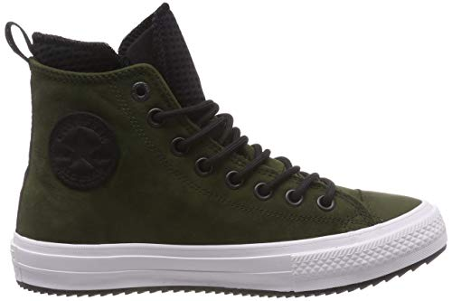 Green Star Baskets Taylor Vert Mixte Wp Adulte utility white Converse Boot black All Chuck 316 Hautes 7AtATg