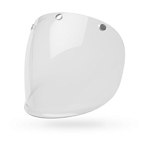 Bell Unisex Adult Retro Clear Shield 2024840